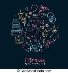Fairy Tale Princess set