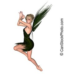 Fairy Tinkerbell - 3 - JM Barrie's Tinkerbell Fairy from...