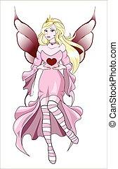 fairy Valentines