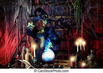 wizarding lair
