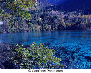 Fairyland - Jiuzhaigou Valley Scenic and Historic Interest...