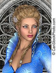 fairytale, 公主