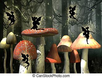 fairytale - 3d render