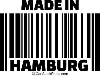 fait, barcode, hambourg