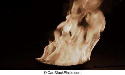 fait boucle, brûler, mat, alpha, perfectly, canal