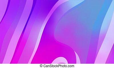 fait boucle, ensoleillé, gradient, rose, lumière, fond, ...