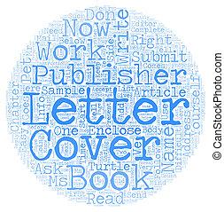 fait, lettre, texte, facile, couverture, wordcloud, concept, fond