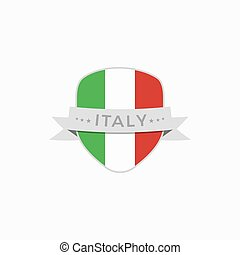 fait, logo, italie