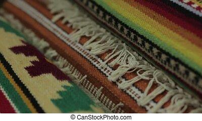fait main, tissage, tapis