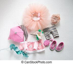 fait main, vêtements, chaussures, dolls., accessoires