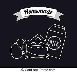 fait maison, nourriture
