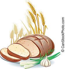 fait maison, pain