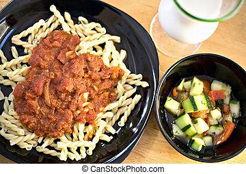Photos et images de repas italien 220 814 photographies for Fournisseur cuisine italienne