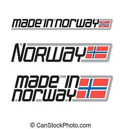 fait, norvège