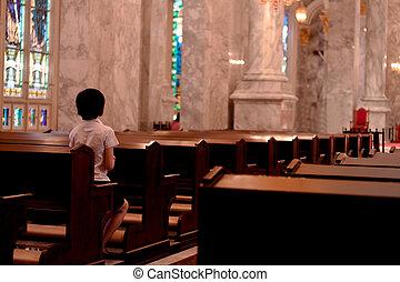 Faith in the church.