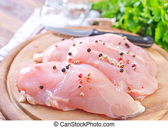 faixa galinha