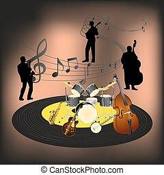 faixa jazz