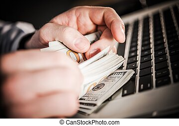 fajta pénz, online