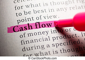 cash flow - Fake Dictionary, definition of the word cash...