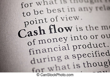 cash flow - Fake Dictionary, Dictionary definition of the...