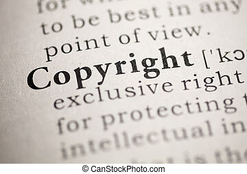 Copyright - Fake Dictionary, Dictionary definition of the...