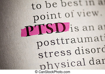 Post Traumatic Stress Disorder - Fake Dictionary, Dictionary...