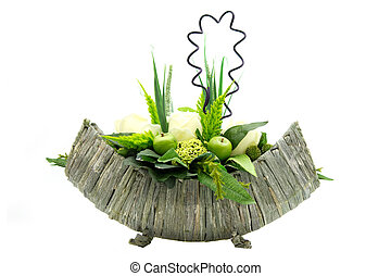 Fake flower piece