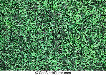 fake grass background