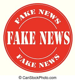 Fake News-label