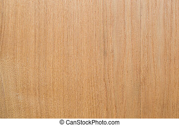 Fake wooden material