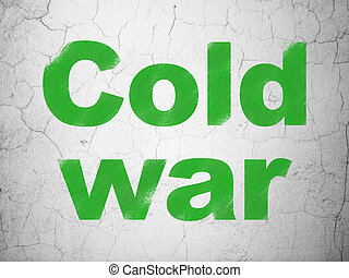 fal, háttér, politika, hidegháború, concept: