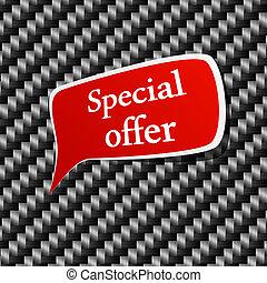fala, announcement., especiais, oferta