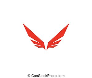 Falcon Wing Logo