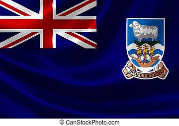 Falkland Islands' National Flag