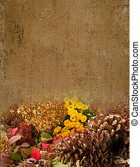 Fall Background - Background good for scrapbooking or cards...