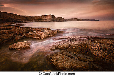 Fall Bay Gower