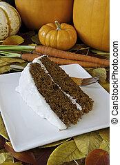 Fall Carrot Cake