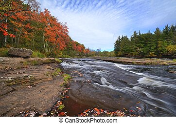 Fall Colors Along the Kettle River