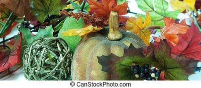 Fall Colors Border