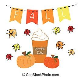 Fall Pumpkin Spice