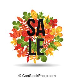 fall sale design