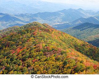 Fall Smoky Mountains