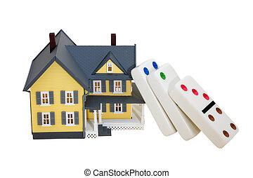 Falling Housing Prices