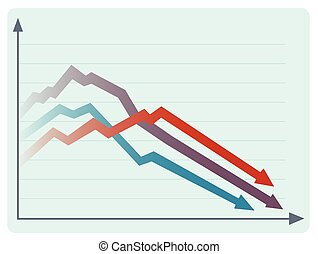 falling statistics