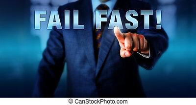 fallire, imprenditore, fast!, toccante