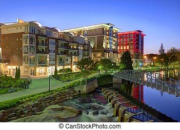 Greensville, South Carolina