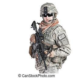 fallschirmjäger, infanterie, zerstreut
