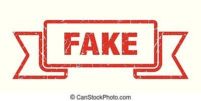 falsificación