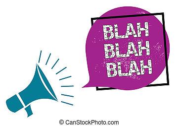 falso, bubble., marco de la foto, blah, información, púrpura, escritura, mucho, discurso, conceptual, megáfono, oratoria, empresa / negocio, actuación, mano, non-sense, blah., estridente, hablar, chismes, showcasing, fuerte