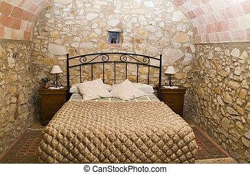 falusias, hálószoba